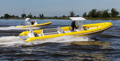 rescue boat & rescueboat