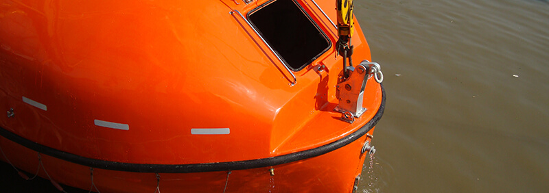 hook improvements for lifeboats